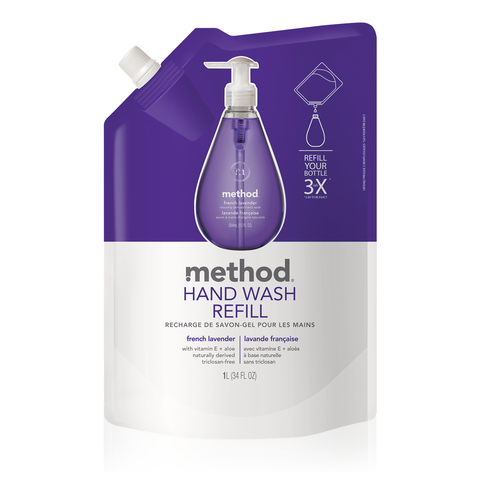 Gel Hand Wash- waterfall 354ml