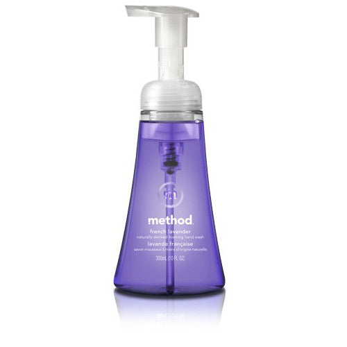 Foaming Hand Wash - French Lavender 300ml