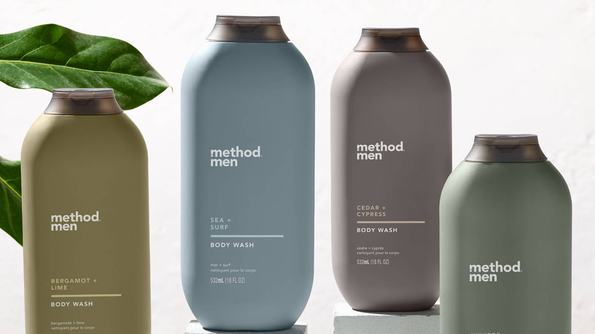 method body wash - men