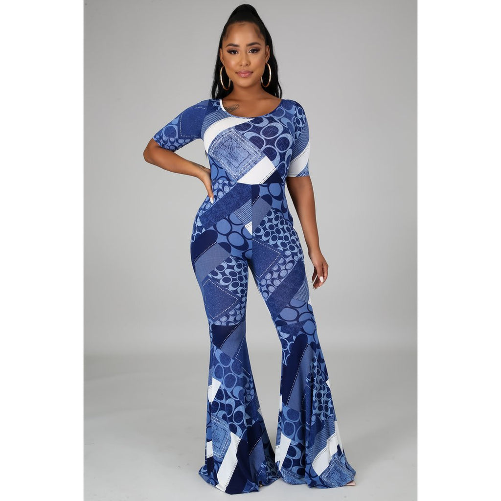 ON HIS MIND JUMPSUIT