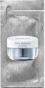 Artistry Ideal Radiance Illuminating Moisture Cream Foil Samples - MsBlueSleeve
