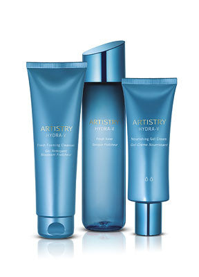 Artistry Hydra-V System for Combination to Normal Skin - MsBlueSleeve
