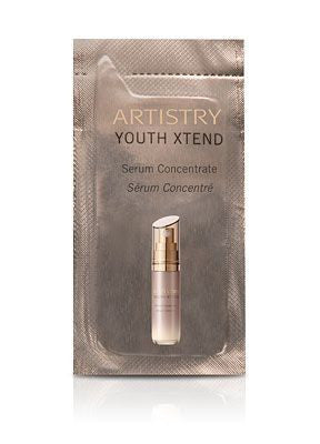 Artistry Youth Xtend Serum Concentrate Foil Samples - MsBlueSleeve