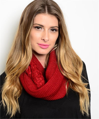 Infinity Winter Warm Scarf