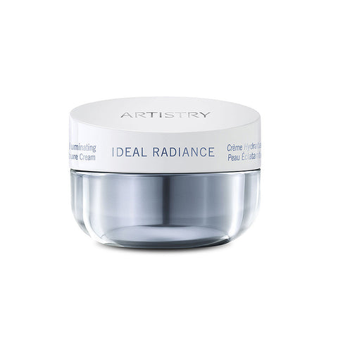 Artistry Ideal Radiance Illuminating Moisture Cream - MsBlueSleeve