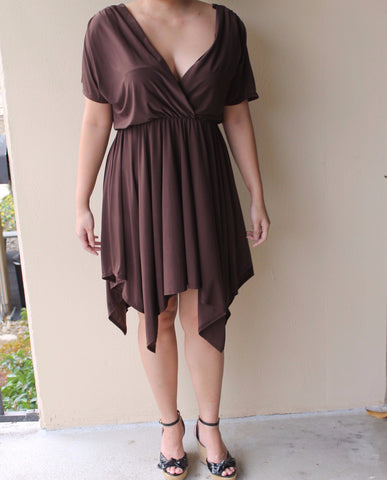 Allure Plus Size Dress