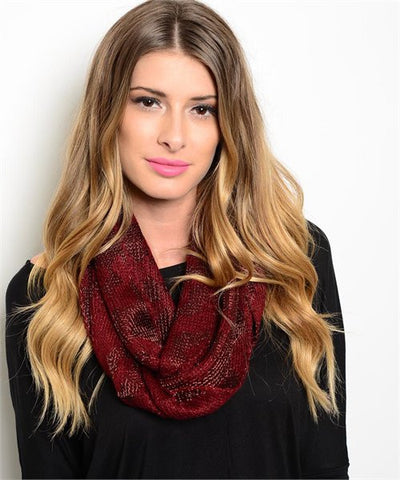 Winter Printed Scarf