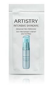 Artistry Intensive Skincare Advanced Skin Refinisher Foil Sample - MsBlueSleeve