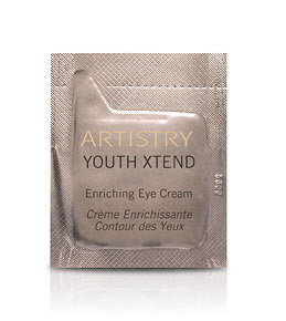 Artistry Youth Xtend Enriching Eye Cream Foil Samples - MsBlueSleeve