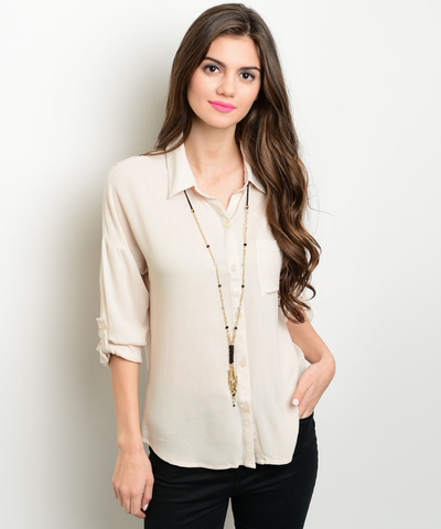 Oatmeal Office Top