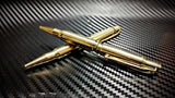 .308 Nickel Brass Bullet Pens Military Fired Ammunition
