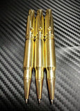 .308 Nickel Brass Bullet Pens Military Fired