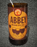 Abbey Belgian Ale Beer Bottle Scented Soy Candle