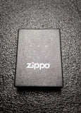 Authentic Zippo Brass Lighter 9mm bullet casing gift