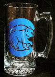 Chicago Cubs Personalized Logo 25oz Beer Mug
