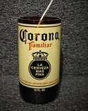 Corona Familiar Beer Bottle Scented Soy Candle