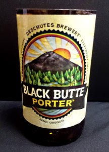 Deschutes Black Butte Porter ManCrafted Beer Bottle Scented Soy Candles for mancave