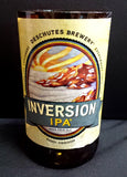 Deschutes Inversion IPA India Pale Ale ManCrafted Beer Bottle Scented Soy Candles for mancave