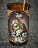 Dragon's Milk Triple Mashed Stout Beer Bottle Scented Soy Candle