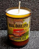 founders all day ipa ManCrafted Beer Bottle Scented Soy Candles for mancave