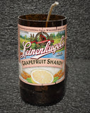 Leinenkugel's Grapefruit Shandy Beer Bottle Scented Soy Candle