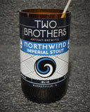 Northwind Imperial Stout Beer Bottle Scented Soy Candle