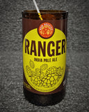 New Belgium Ranger IPA Beer Bottle Scented Soy Candle
