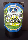 Sam Adams Noble Pils ManCrafted Beer Bottle Scented Soy Candles for mancave