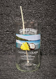 Seagram's Calypso Colada Beer Bottle Scented Soy Candle