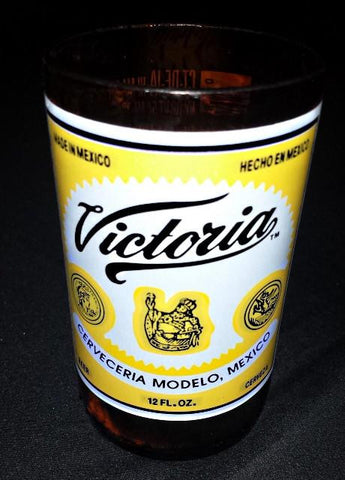 Victoria Cerveza ManCrafted Beer Bottle Scented Soy Candles for mancave