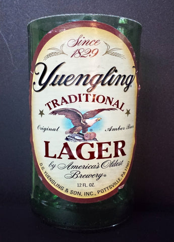 Yuengling Traditional Lager ManCrafted Beer Bottle Scented Soy Candles for mancave