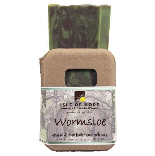 Wormsloe - Amazing Nourishing Bar - Cedarwood and Patchouli