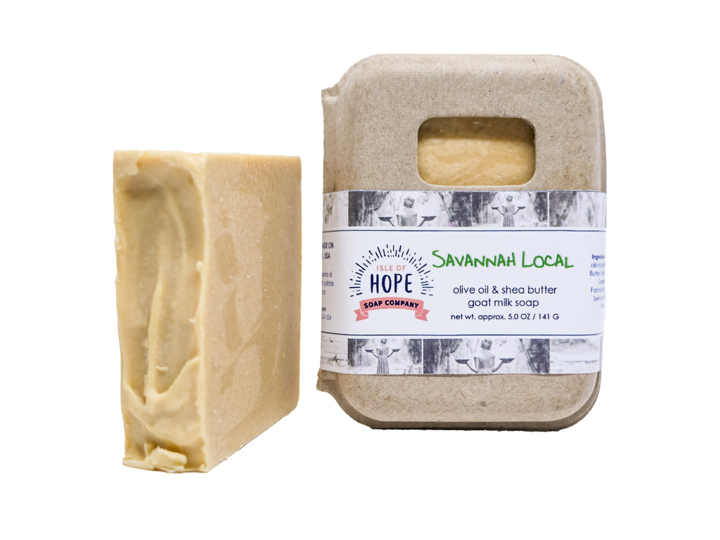 Savannah Local - Vetiver with Patchouli