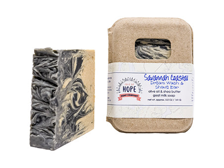Savannah Coastal Dream Wash and Shave Bar