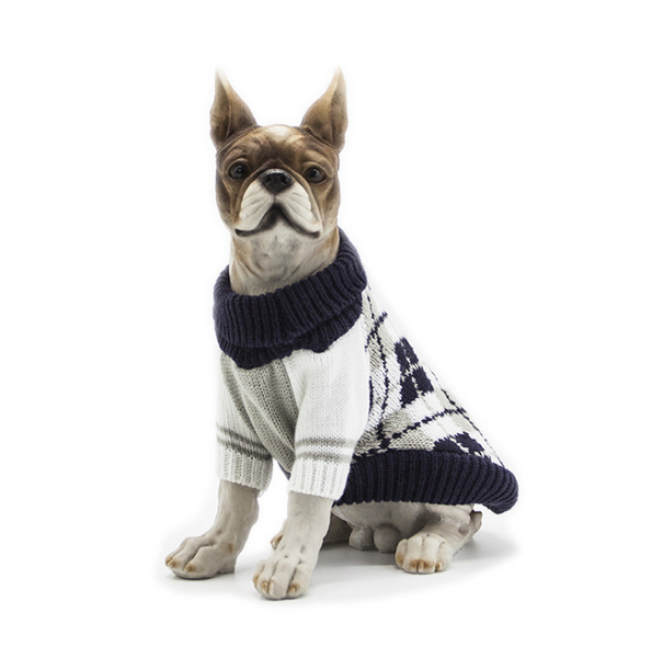 New Dog Puppy Pet Cat Winter Knitted Sweater Coat Vest