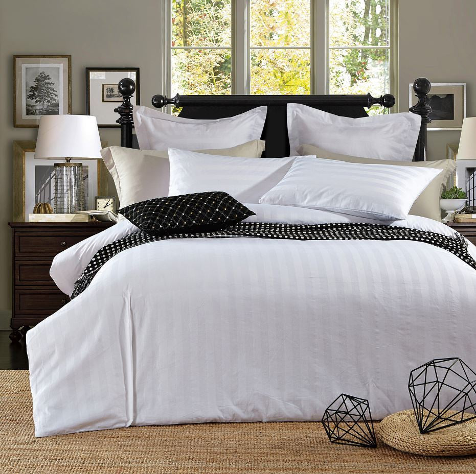 products solid decor canopy bedding duvet crane white inspiration the bedroom soft cover and peninsula linden