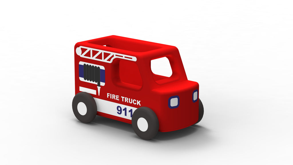 Mini Fire Truck by Moover