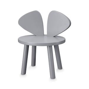 Mouse Chair (Grey) by Nofred