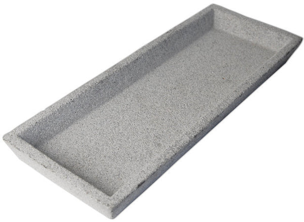 Concrete Tray (Long) by Zakkia