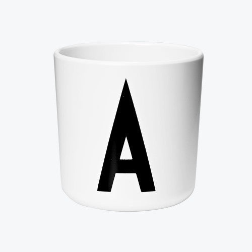 Melamine cup by Design Letters