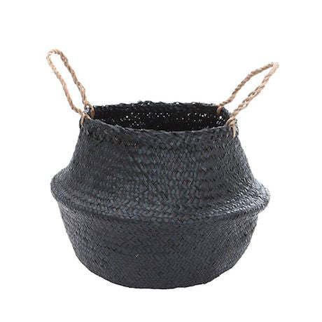 Original Belly Basket (Black) by Olli Ella