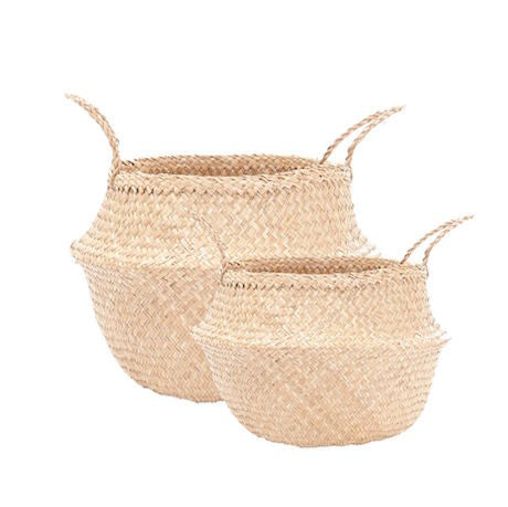 Original Belly Basket (Natural) by Olli Ella