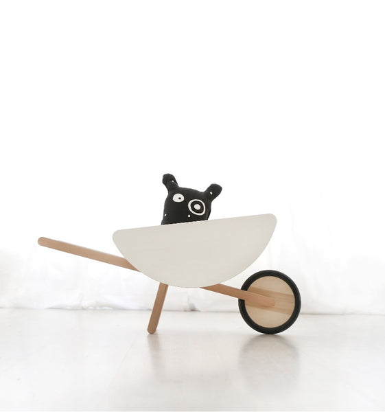 Toy Wheelbarrow by Ooh Noo