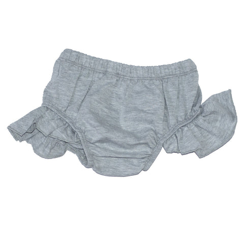 Flutter Bloomers Heather Gray