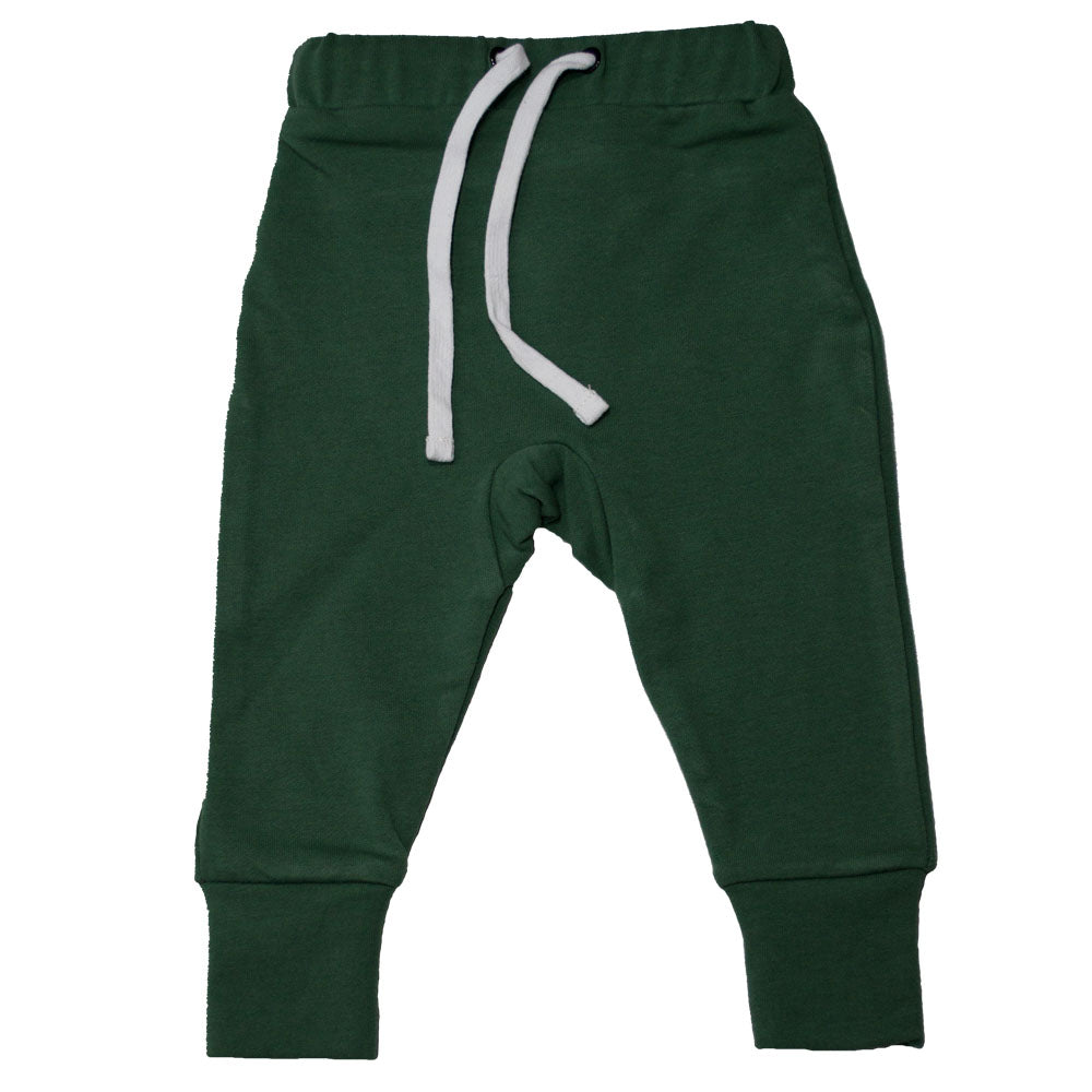 Joggers in Pine