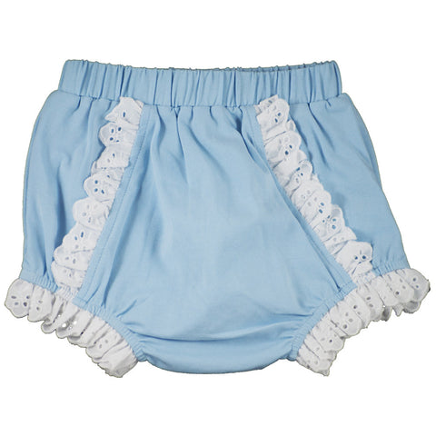 Blue Vintage Bloomers