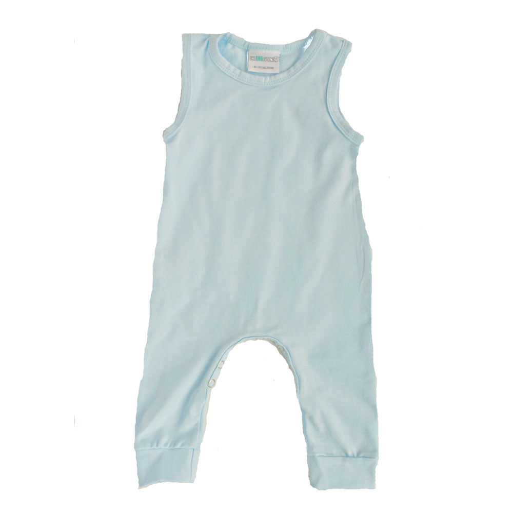 f29c93a6e Tank Romper Baby Blue – The Little Spoons