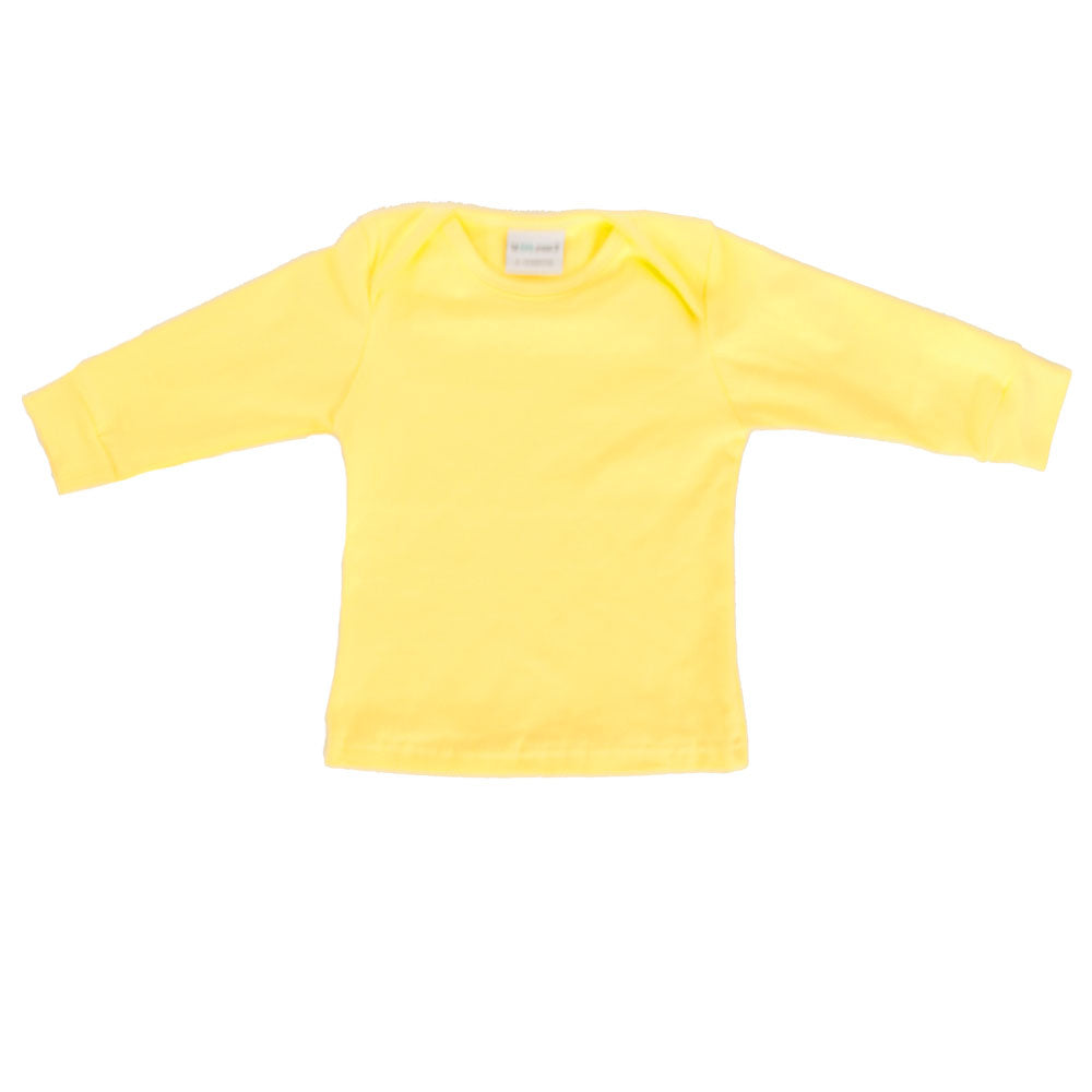Everyday Basic Tee Buttery Yellow