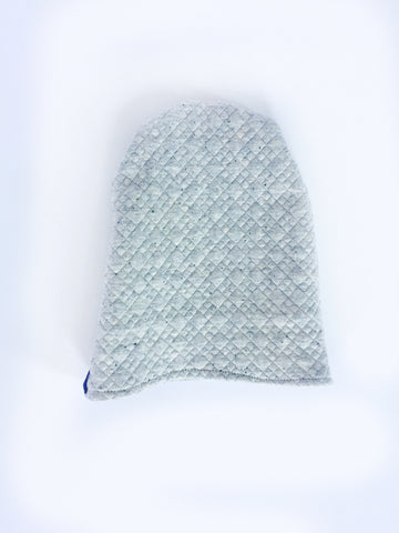 Beanie Textured Heather Gray