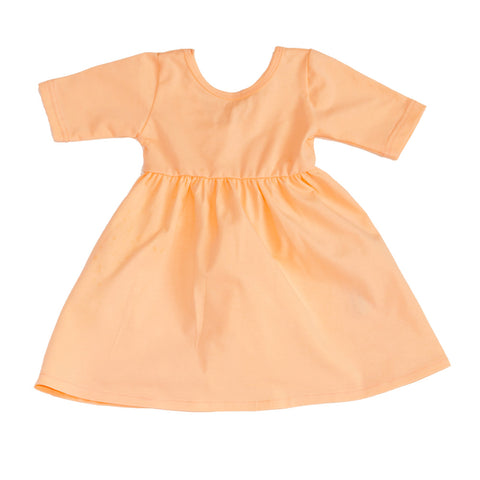 Swing Dress Peachy